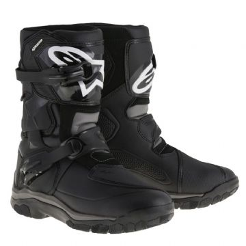 Alpinestars Belize Drystar Waterproof Motorcycle Boots Black UK8 EU42